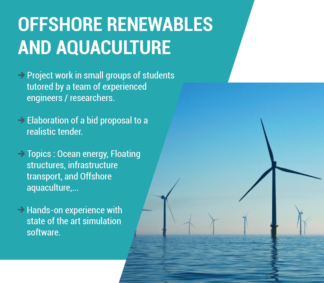 OFFSHORE RENEWABLES AND AQUACULTURE