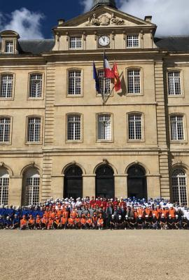 ESITC Caen - Photo officielle - Mairie de Caen - Septembre 2020